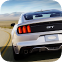 Mustang Drift Simulator icon
