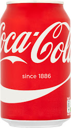 Coca Cola Soda Drink - 330ml