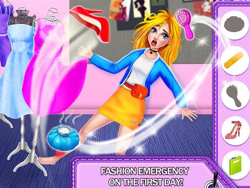 IT Girl Fashion Stagiaire: Amour et Romance  captures d'écran 2