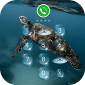 AppLock Theme - SeaTurtle