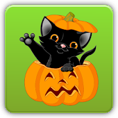 Kids Halloween Shape Puzzles