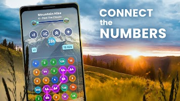 Zen Connect: Match Colours, Numbers And Bubbles