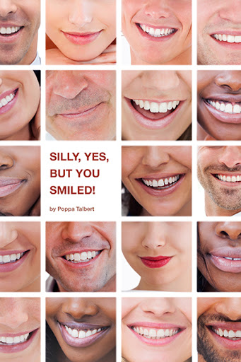Silly, yes, but you smiled! cover