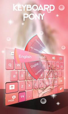 Pony Keyboard - screenshot