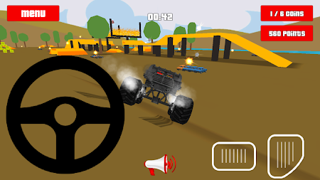 Baby Monster Truck Game – Cars 1.1 screenshot 11917