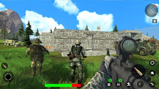 Free Survival Fire Battlegrounds: Fire FPS Game  screenshots 2