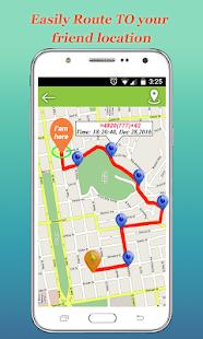 GPS navigace a vyhledávač tras: Map Navigator - náhled