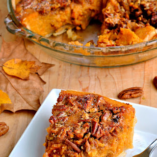 Sweet Potato Pecan Pie With Maple Syrup Recipes