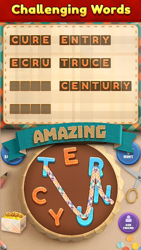 Word Crafty - Offline Word Game image | 2