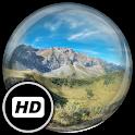 Panorama Wallpaper: Mountains icon