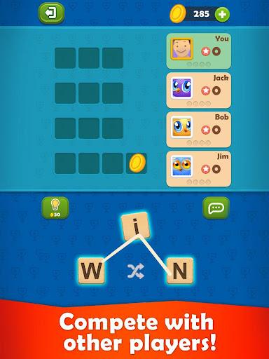 Word Olympics: Online Puzzle  captures d'u00e9cran 11