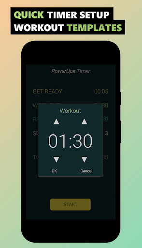 Interval Timer: Tabata, Fitness, Boxing, HIIT ss3