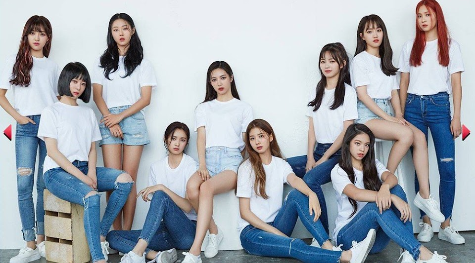 CherryBullet Group Picture