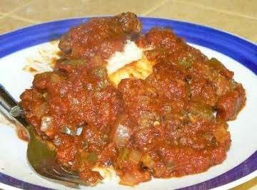 CHEAP BASTID'S SWISS STEAK (tweaked by BLONDIE)