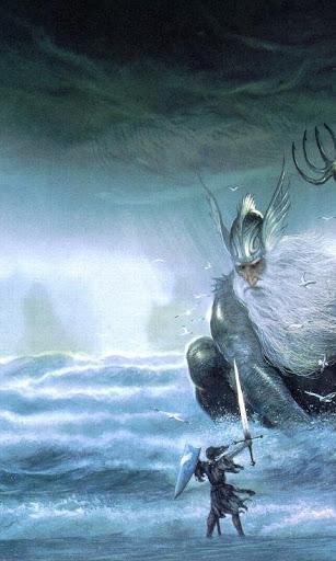 Sea God Poseidon Wallpapers 1.0 screenshots 2