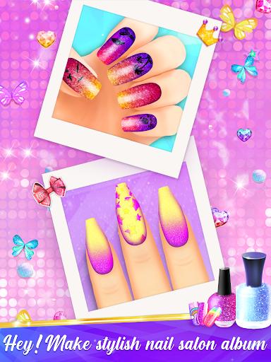 Nail Salon Manicure - Fashion Girl Game  screenshots 5