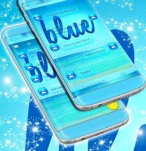 Téma skleněné vody SMS - náhled