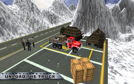 Truck Driver: Hill Transport 1.1 screenshot 1402744