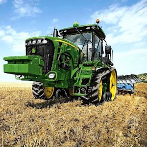 download wallpapers tractor john deere for pc