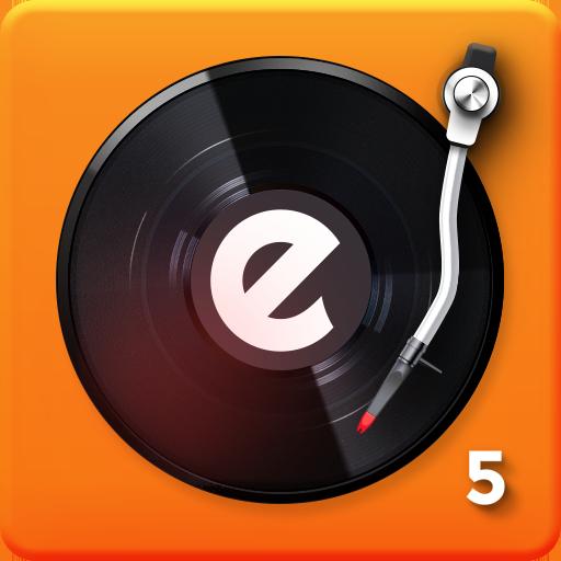 edjing DJ Mixer 音乐免费混音唱机 音乐制作 音樂 LOGO-玩APPs