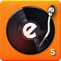 edjing 5: console mixer per DJ icon