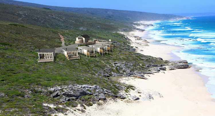 Lekkerwater Beach Lodge.