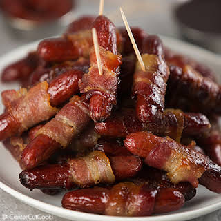 Bacon Wrapped Little Smokies.
