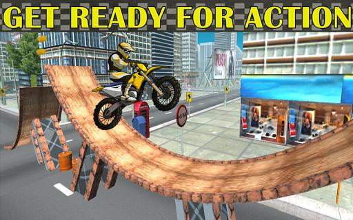 Real Bike Stunts Trial Bike Racing 3D game apkmr screenshots 1