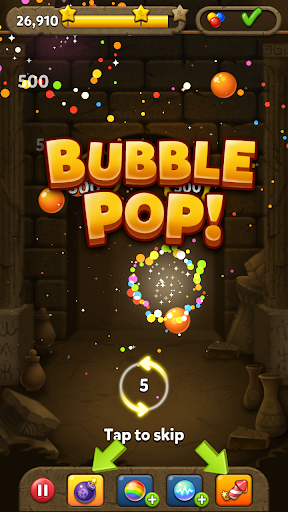 Bubble Pop Origin! Puzzle Game screenshots 14