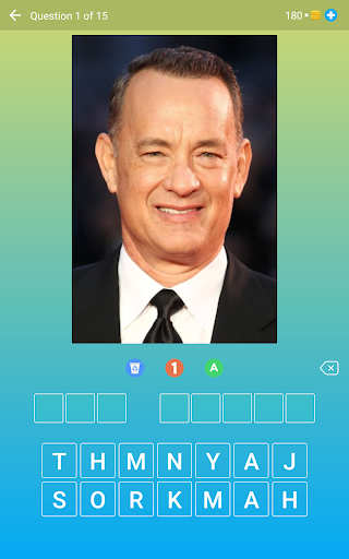 Hollywood Actors: Guess the Celebrity u2014 Quiz, Game  screenshots 17