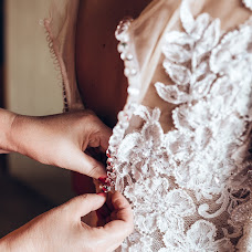 Wedding photographer Yuliya Vins (Chernulya). Photo of 08.12.2017