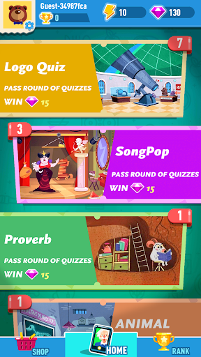 Quizdom 2 - The Most Popular Trivia Game Here! filehippodl screenshot 3