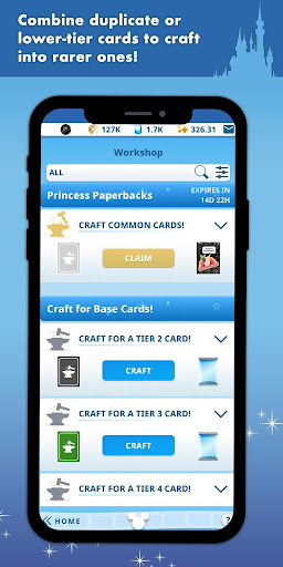 Disney Collect! by Topps Card Trader 12.8.0 de.gamequotes.net 5