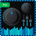 Bass Booster and Equalizer Pro icon