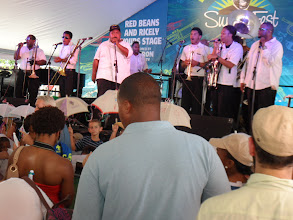 Photo: Orleans Brass Band