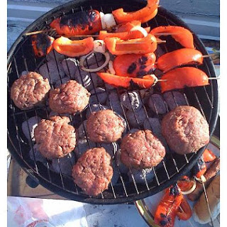 Bbq Hamburgers