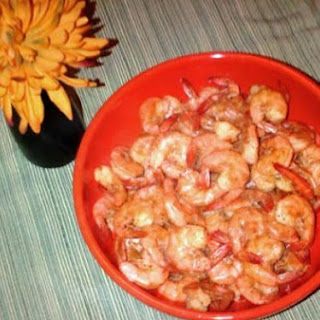 Three Ingredient Party Shrimp