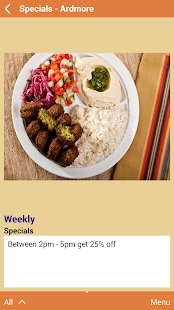 Hummus Grill- screenshot thumbnail