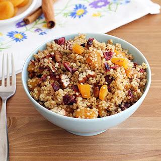 Fruit and Nut Breakfast Quinoa RecipeFruit and Nut Breakfast Quinoa