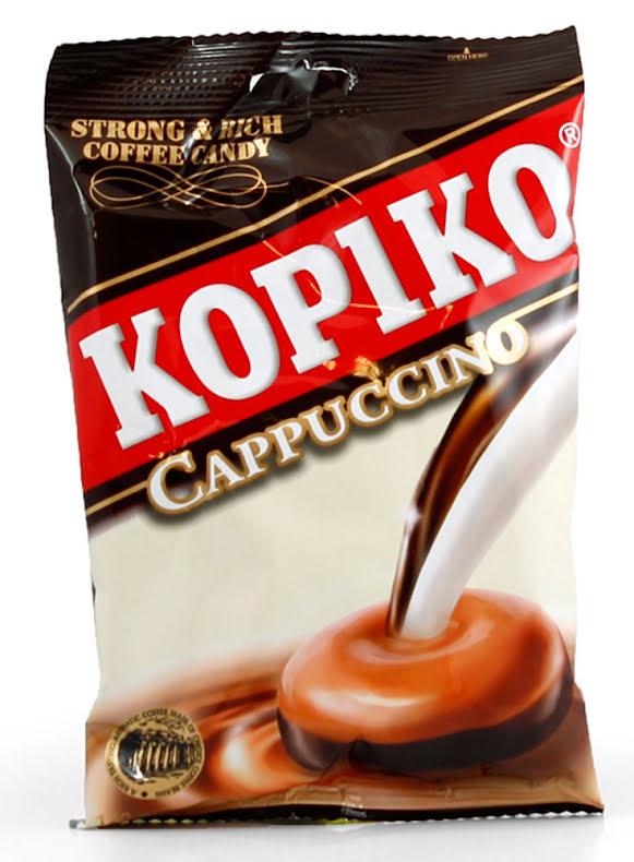 Cappucinokarameller - Kopiko