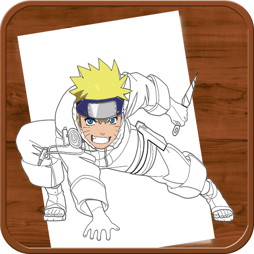 How to Draw :Naruto