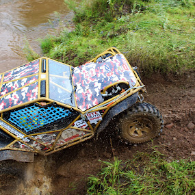 OFF-ROAD 4x4 Rally by Alexandru Lupulescu - Transportation Automobiles ( 4x4, offroad, rally )