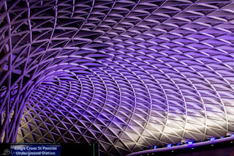 Photo: King's Cross, London, UK
