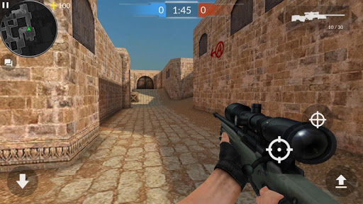 Critical Strike CS: Counter Terrorist Online FPS 4.81 Screenshots 4