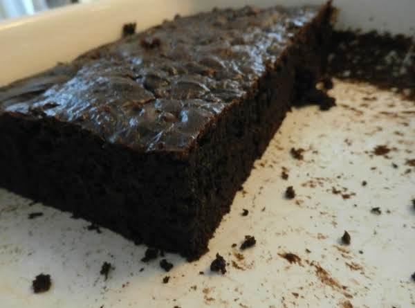 Quick Chocolate Moist Cake