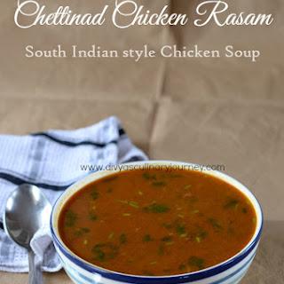 Chettinad Chicken Rasam