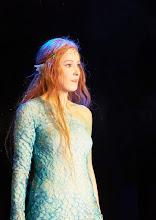Photo: Wiener Staatsoper: UNDINE (Kinderfassung). Premiere 18.4,2015, Inszenierung: Alexander Medem. Annika Gerhards. Foto: Wiener Staatsoper/Pöhn