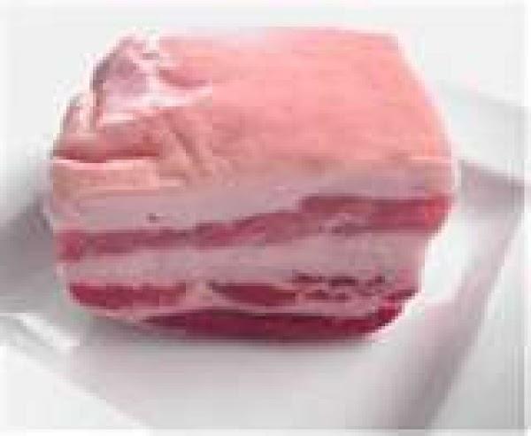 HINT #1:  SALT PORK  Salt pork comes prepackaged in approximately 1 lb. often found...