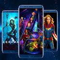 4K Superhero Wallpaper icon