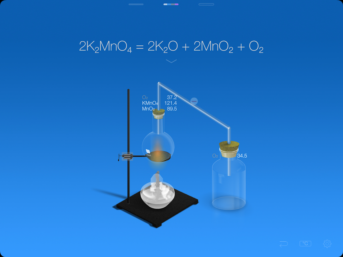 Chemist - Virtual Chem Lab- screenshot